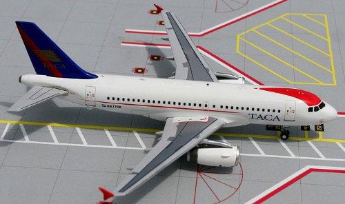1: 200 ジェミニジェット TACA エアバス 319 (並行輸入)