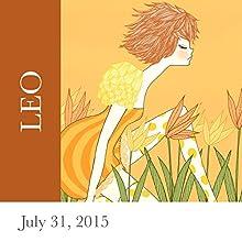 Leo: July 31, 2015  by Tali Edut, Ophira Edut Narrated by Lesa Wilson