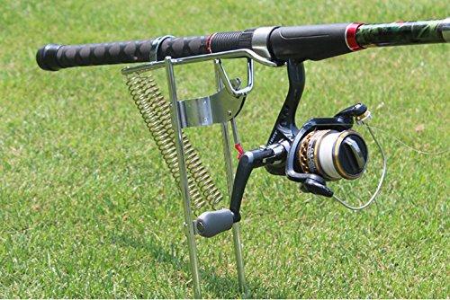 Fishing rod hook up