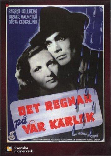 It Rains on Our Love ( Det regnar p? v?r k?rlek ) ( Man with an Umbrella ) by Gunnar Bj?rnstrand