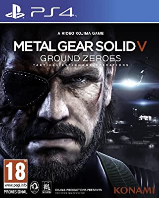 Metal Gear Solid V: Ground Zeroes from Konami