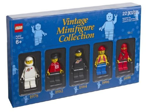 LEGO-Bricktober-2012-Vintage-MiniFigure-Collection-VOL-2