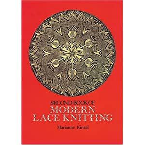 Second Book of Modern Lace Knitting [Paperback]