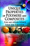 img - for Unique Properties of Polymers and Composites: Pure and Applied Science Today and Tomorrow (Polymer Science and Technology: Materials Science and Technology) book / textbook / text book