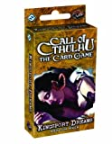 Call of Cthulhu: Kingsport Dreams Asylum Pack (Living Card Games)