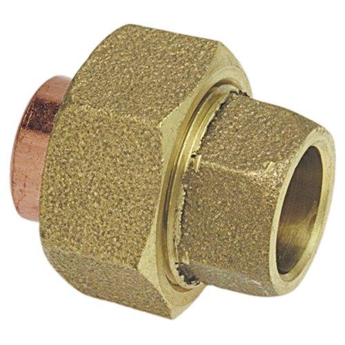 Nibco series brz cast bronze union quot solder end