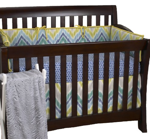 Cotton Tale Designs Zebra Romp Set, 4 Piece