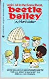 We're All in the Same Boat, Beetle Bailey (0441052762) by Mort Walker