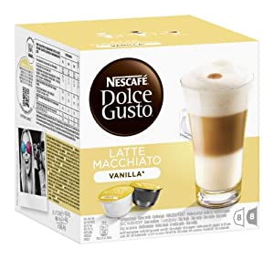 Nescafé Dolce Gusto Latte Macchiato Vanilla