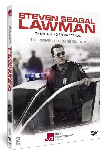 Steven Seagal: Lawman - Season Two [DVD]