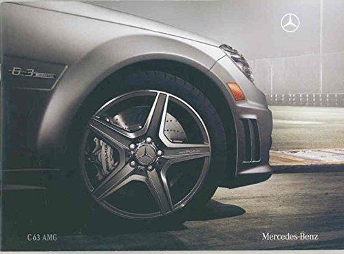2009-mercedes-benz-c63-amg-prestige-brochure