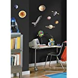 Space Travel Wall Stickers