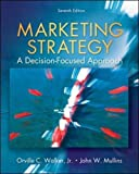img - for Marketing Strategy: A Decision Focused Approach book / textbook / text book