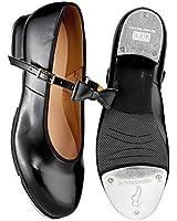 Bloch 352 Merry Jane Hahn-chaussure avec un talon bas