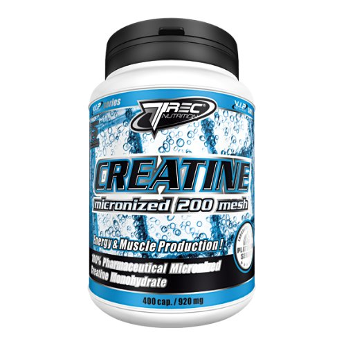 Best Creatine Micronized 200 Mesh (60 Caps) - Best Muscle Builder