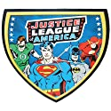 Westland Giftware DC Comics MDF Wood Wall Clock, 13-Inch, Justice League of America