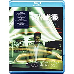 Noel Gallagher - International Magic Live At The O2 [Blu-ray + CD]