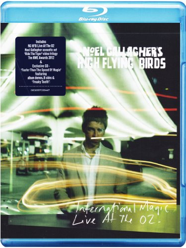 Noel Gallagher - High flying birds - International magic live at the 02 (+CD)