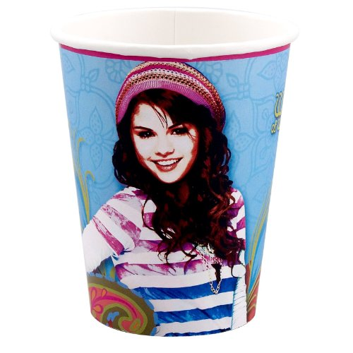 Wizards of Waverly Place 9 Oz Cups Package of 8