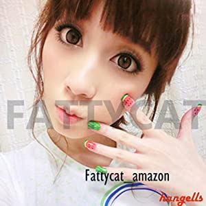 WATERMELON FASHION JAPANESE 2D / 3D NAIL ART 24 nails Sold By FATTYCAT