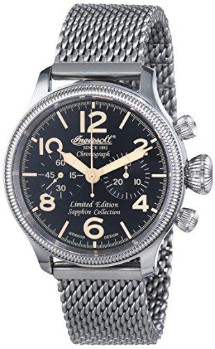 ingersoll-herren-armbanduhr-wells-fargo-111-chronograph-mechanisch-handaufzug-edelstahl-in4610bkmb