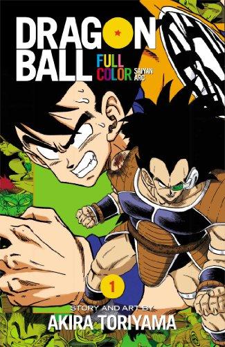 DRAGON BALL FULL COLOR TP VOL 01 SAIYAN ARC (C: 1-0-0)