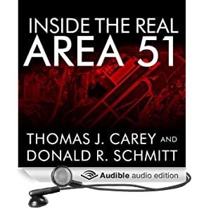 Inside the Real Area 51: The Secret History of Wright Patterson (Unabridged)
