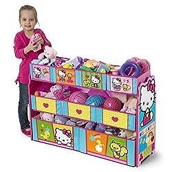 Delta Children Hello Kitty Toy Organizer