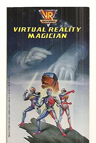 Virtual Reality Magician (Saban's V.R. Troopers)