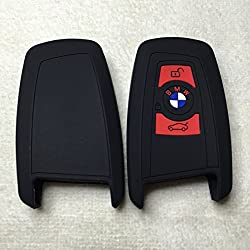 SFK Silicone Cover For BMW X Series Smart Keys (Fit for 3 & 4 Button)