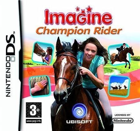 Imagine: Champion Rider (Nintendo DS) by UBI Soft