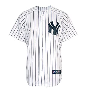 New York Yankees Replica Home Jersey Large