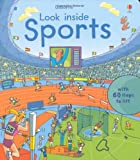 Look Inside Sports (Usborne Look Inside)