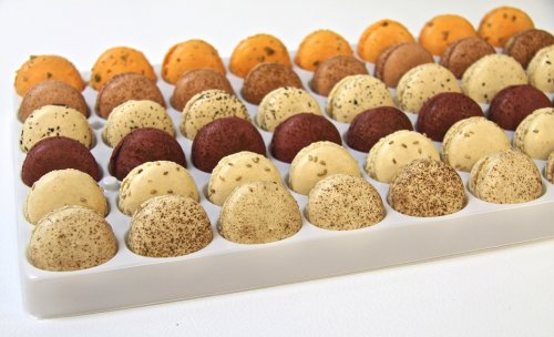 Mad Mac Winter Collection - 48 Ct. French Macaron Assortment