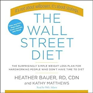 The Wall Street Diet Hörbuch