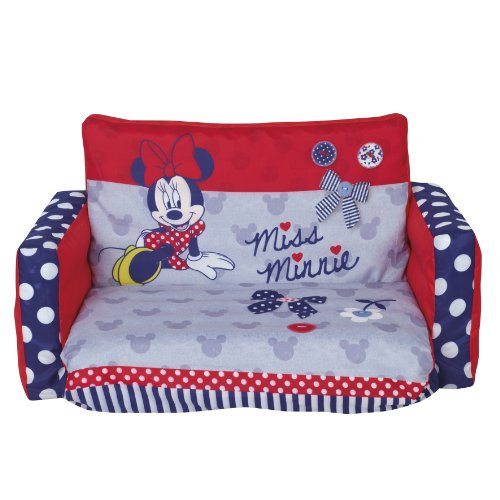 Minnie Mouse Tween Flip Out Sofa
