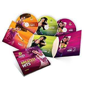 Buy Zumba Fitness Greatest Hits CD (Music Collection) by Zumba Fitness