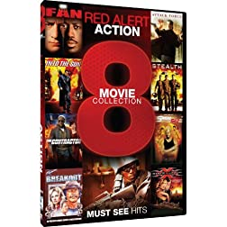 Red Alert Action - 8 Movie Collection