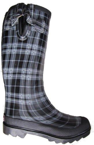 L'Atitude Gray Rain Boots