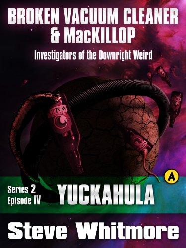 Broken Cleaner MacKillop Episode ebook