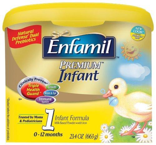 Enfamil Premium Powder - 23.4 oz - 6 pk