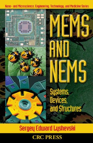 Mems And Nems: Systems, Devices, And Structures front-640785