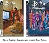 Jeph Loeb Buffy the Vampire Slayer, Season 8, Issue 20