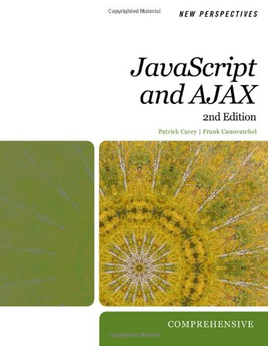 New Perspectives on JavaScript and AJAX, Comprehensive (New Perspectives  1439044031 pdf
