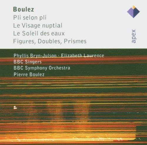 Boulez: Pli Selon Pli / Le Visage Nuptial