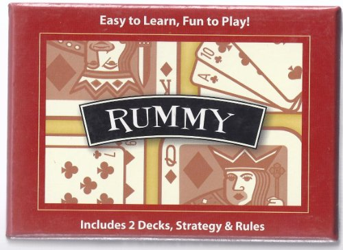 Rummy Card Set - 1