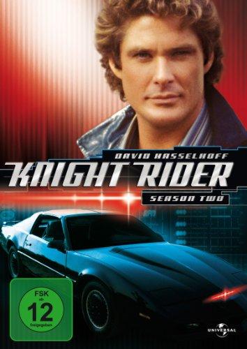 Knight Rider - Season Two (6 DVDs)