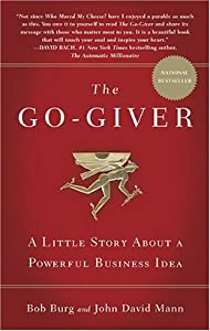 Cover of &quot;The Go-Giver: A Little Story Ab...