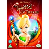 Tinker Bell And The Lost Treasure [DVD]by Mae Whitman