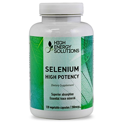 Selenium-200mcg-120-Vegetable-Capsules-Superior-Absorption-Supplement-120-Day-Supply-By-High-Energy-Solutions-GMP-USA-100-Guarantee